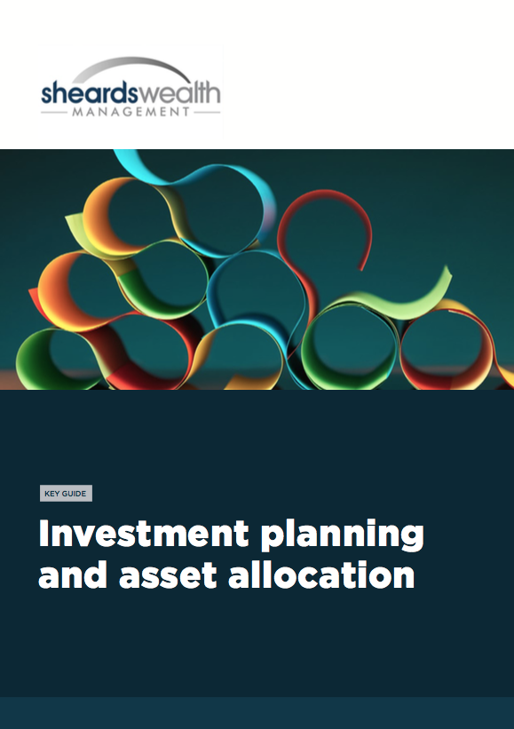 Investment planning and asset allocation